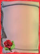 Rose Urkunde Decoramy