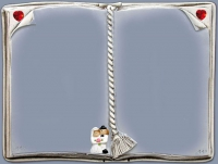 Hochzeit Buch Silber Decoramy Style