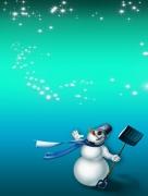 SnowmanStars