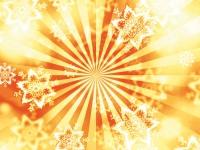 Weihnachten Strahl Sterne