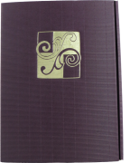 Präsentkarton Viola 3er