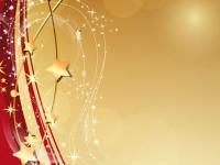 Weihnachten Rot Gold
