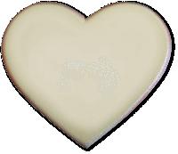 Artelith Herz groß
