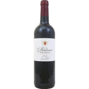 Bordeaux Reserve Jean Degaves 2012